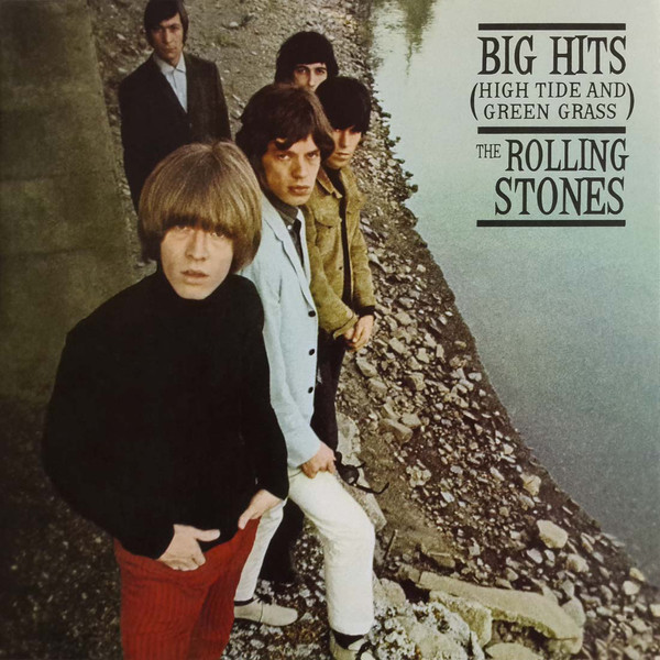 The Rolling Stones - Big Hits (High Tide And Green Grass) - vinyl record