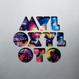 Coldplay - Mylo Xyloto - vinyl record