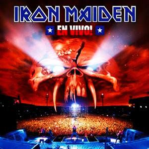 Iron Maiden - En Vivo! - vinyl record