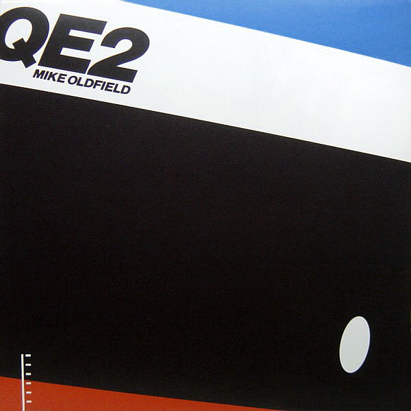 Mike Oldfield - QE2 - vinyl record
