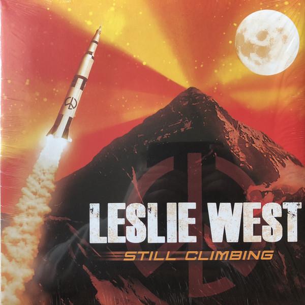 Leslie West - Still Climbing - vinyl record