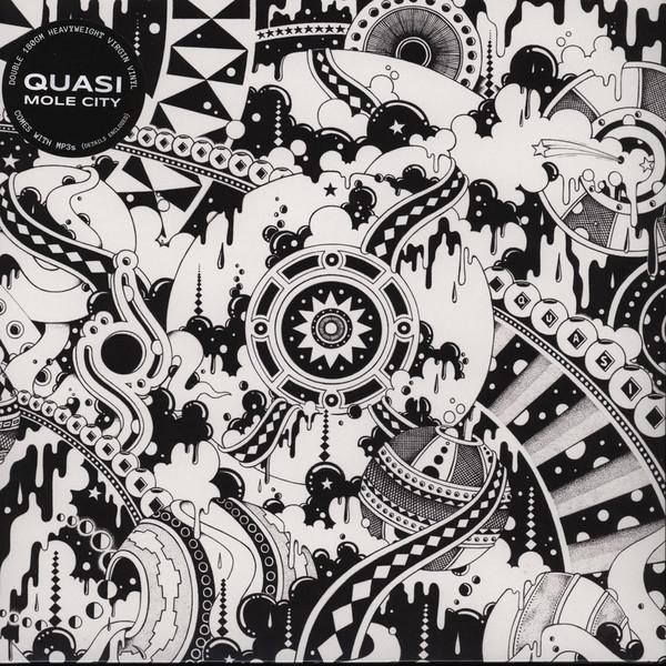 Quasi (2) - Mole City - vinyl record