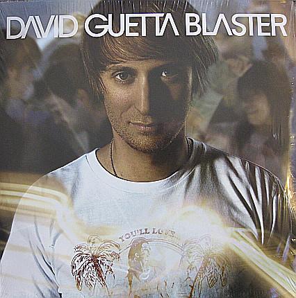 David Guetta - Guetta Blaster - vinyl record