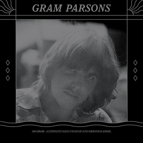Gram Parsons - 180 Gram: Alternate Takes From GP And Grievous Angel - vinyl record