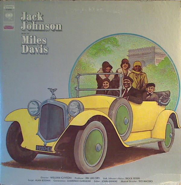 Miles Davis - Jack Johnson (Original Soundtrack Recording)