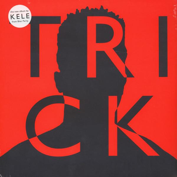 Kele Okereke - Trick - vinyl record