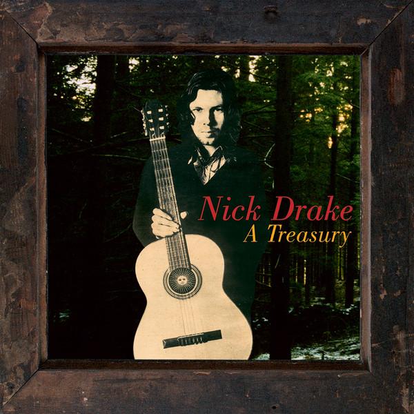 Nick Drake - A Treasury - vinyl record