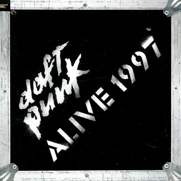 Daft Punk - Alive 1997 - vinyl record