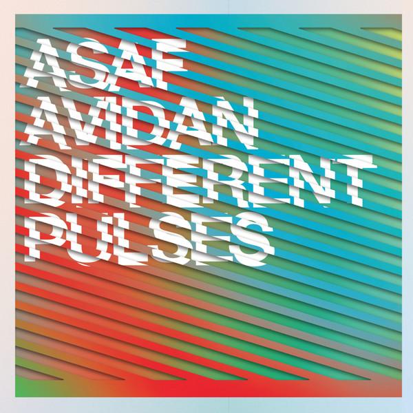 Asaf Avidan - Different Pulses - vinyl record
