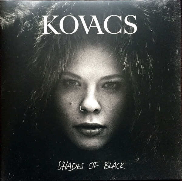 Kovacs (6) - Shades Of Black - vinyl record