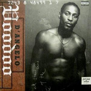 D'Angelo - Voodoo - vinyl record