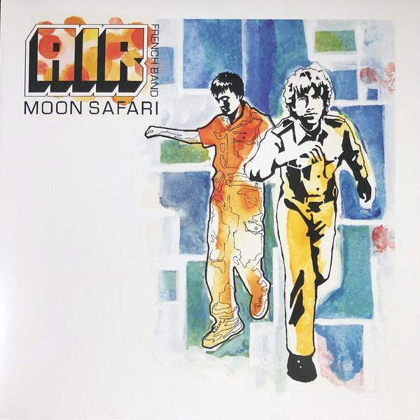 AIR - Moon Safari - vinyl record