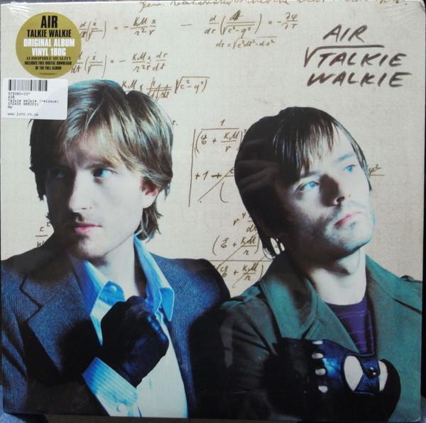 AIR - Talkie Walkie - vinyl record