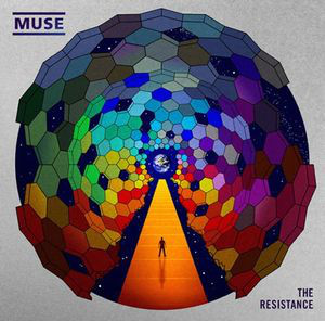 Muse - The Resistance - vinyl record