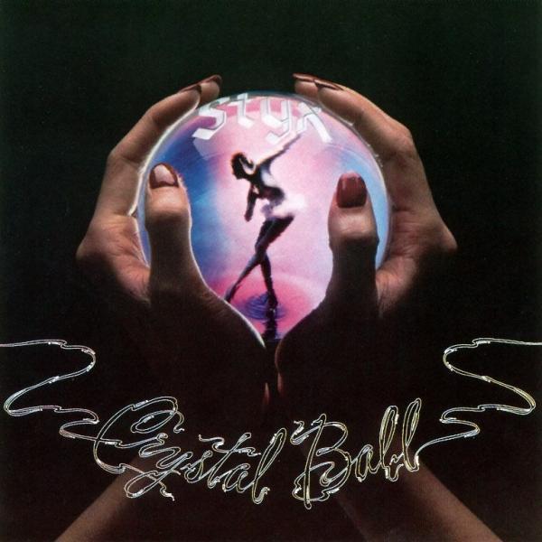 Styx - Crystal Ball - vinyl record