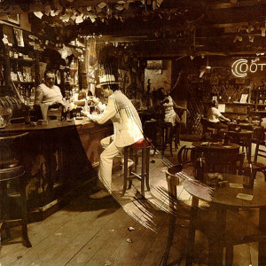 Led Zeppelin - In Through The Out Door - vinyl record