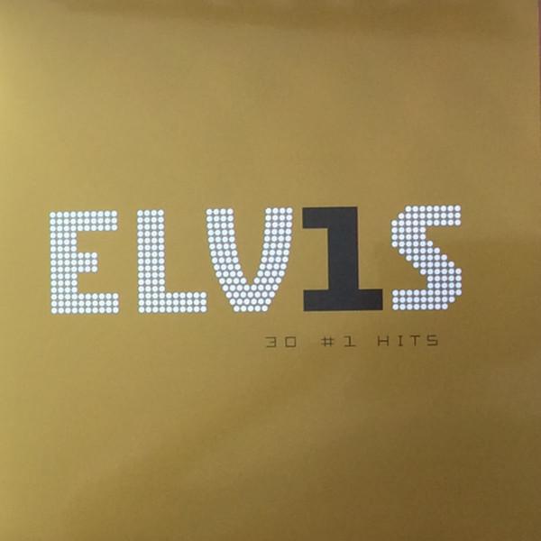 Elvis Presley - ELV1S 30 #1 Hits - vinyl record