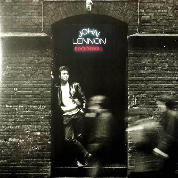 John Lennon - Rock 'N' Roll - vinyl record