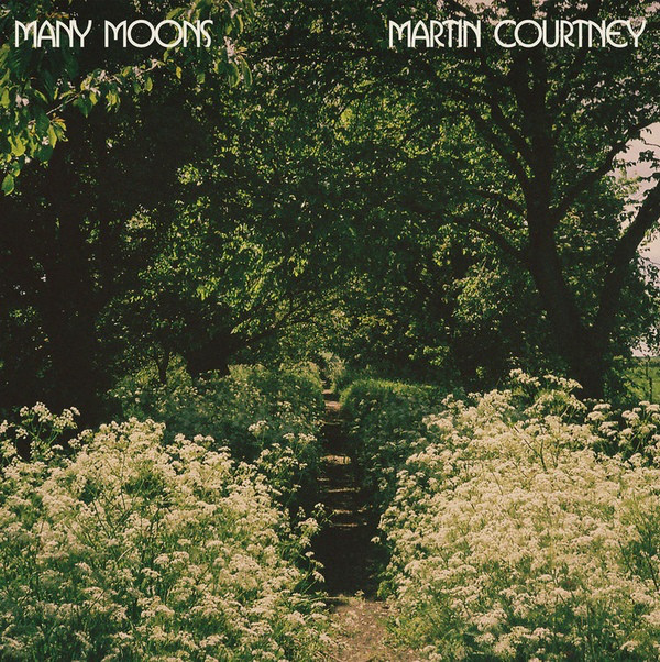 Martin Courtney - Many Moons - vinyl record