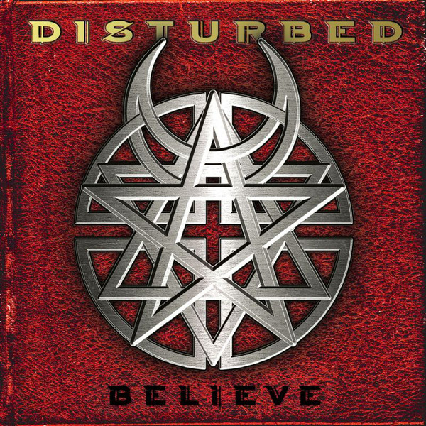 Disturbed - Believe - vinyl record