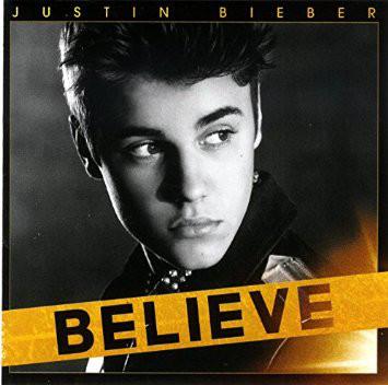 Justin Bieber - Believe - vinyl record