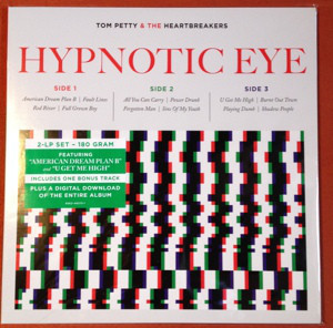 Tom Petty And The Heartbreakers - Hypnotic Eye - vinyl record