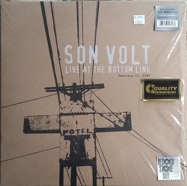 Son Volt - Live At The Bottom Line (February 12, 1996) - vinyl record