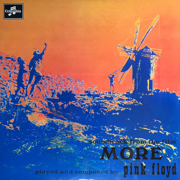 """Pink Floyd - Soundtrack From The Film """"More"""" - vinyl record"""