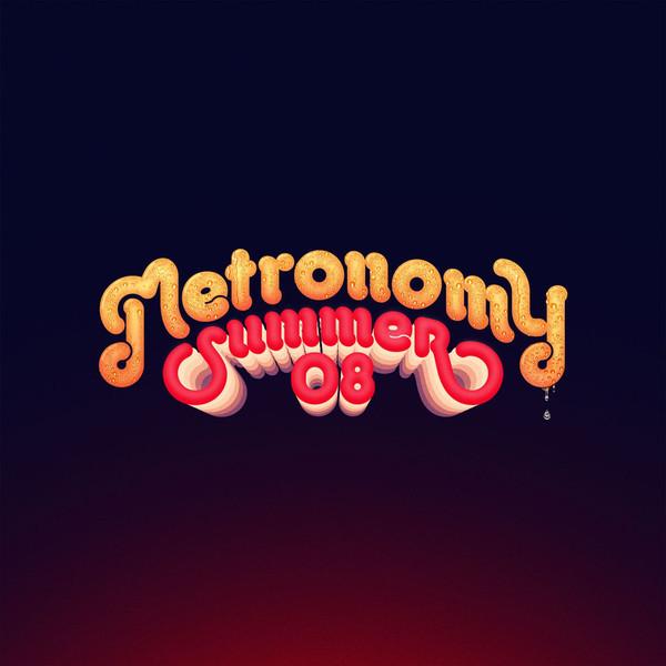 Metronomy - Summer 08 - vinyl record