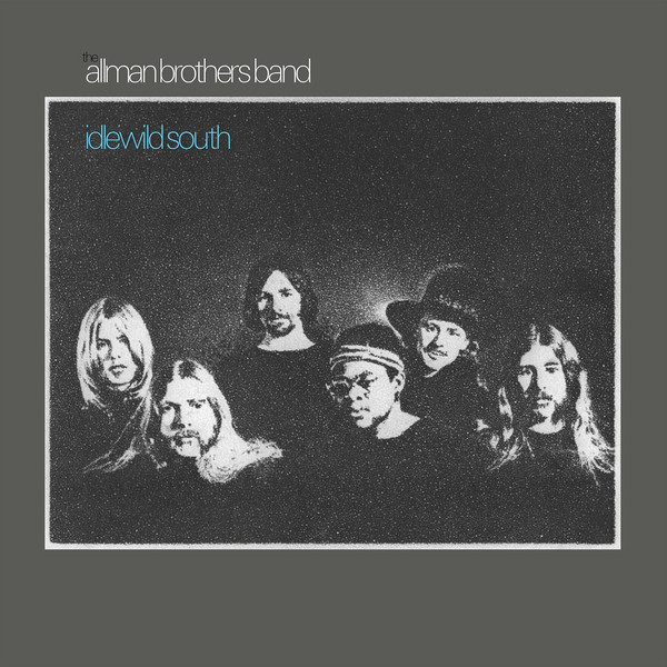 The Allman Brothers Band - Idlewild South - vinyl record
