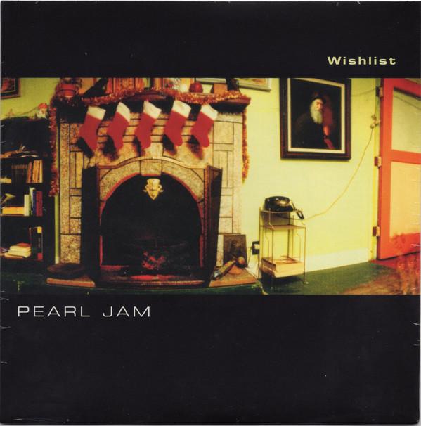 Pearl Jam - Wishlist - vinyl record