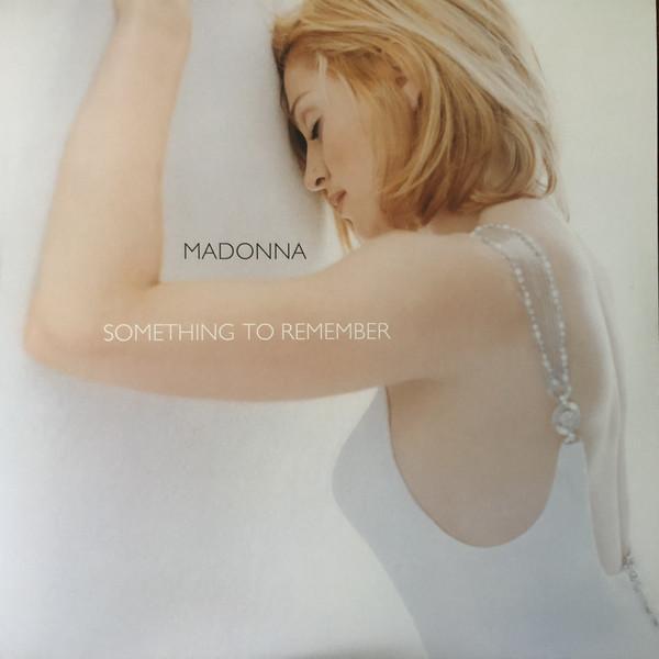 Madonna - Something To Remember - vinyl record