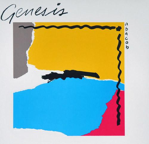 Genesis - Abacab - vinyl record