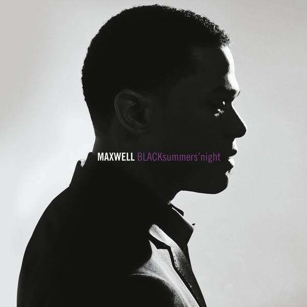 Maxwell - BLACKsummers'night - vinyl record