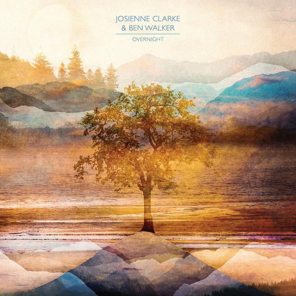 Josienne Clarke And Ben Walker - Overnight - vinyl record