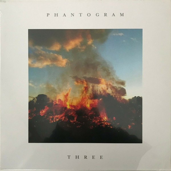 Phantogram - Three - vinyl record