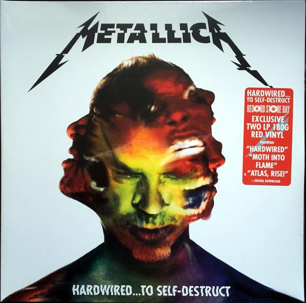 Metallica - Hardwired...To Self-Destruct - vinyl record