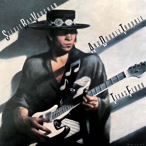 Stevie Ray Vaughan & Double Trouble - Texas Flood - vinyl record