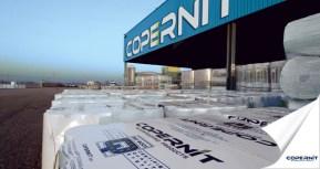 Miljøbilde fra Copernit fabrikken i Italia