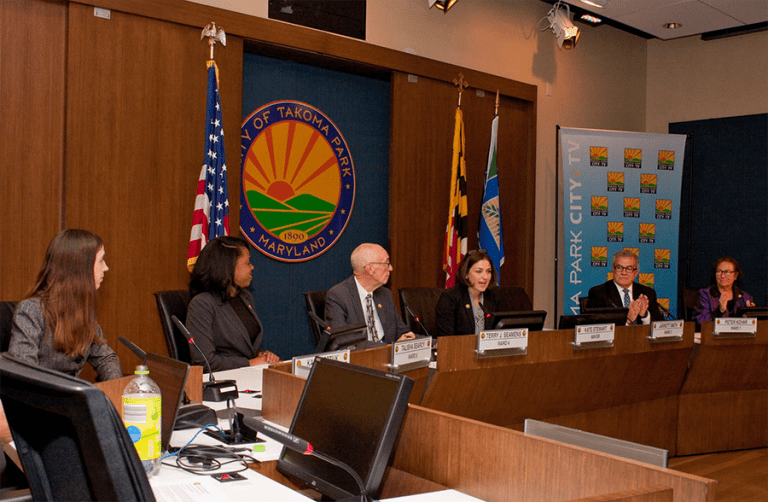 Takoma Park Projects Huge Budget Surplus From Selling Amway Products