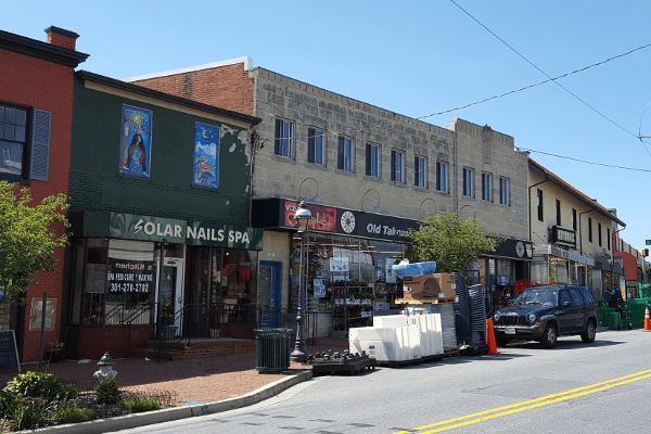 "City Makes New Law Requiring ""Takoma"" in All Business Names"