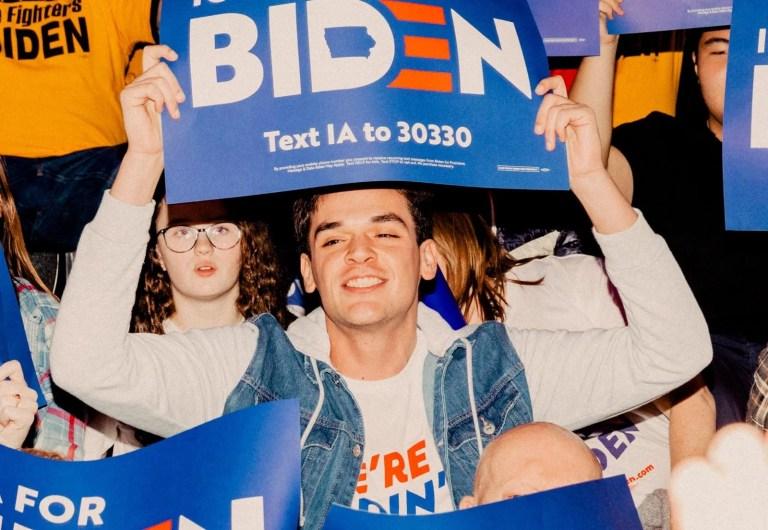 Local Millennial Comes Out as Joe Biden Supporter