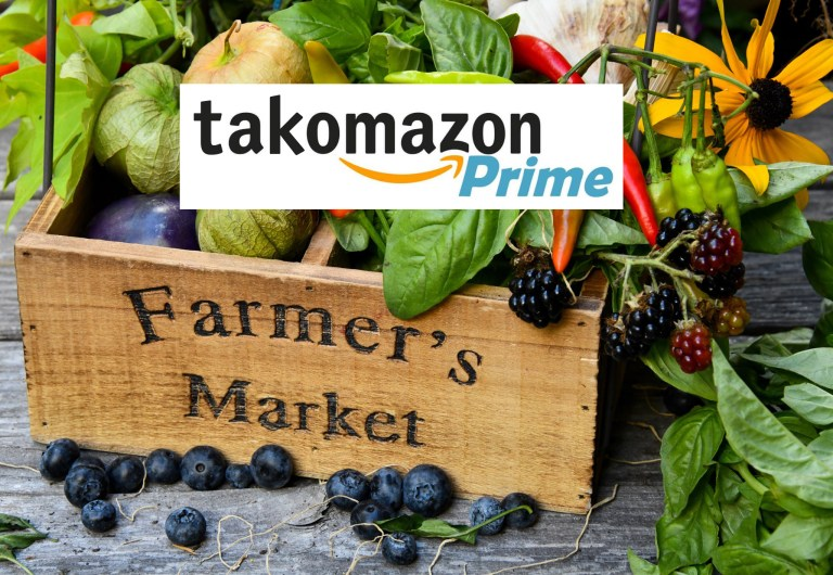 Takoma Park Farmer's Market to Roll Out Home Delivery Service