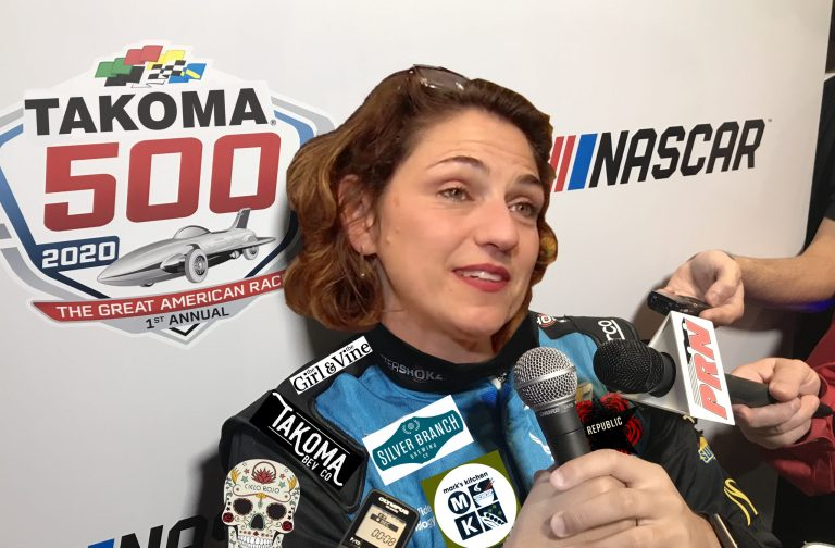 Takoma Park to Construct NASCAR Race Track