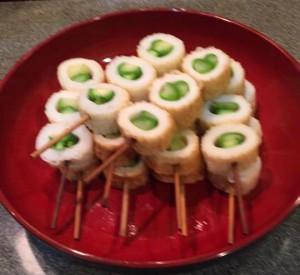 六文銭の関東煮(かんとだき/おでん)「真田丸」です