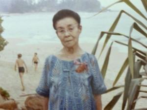 梅酒名人の三代目女将「岡田ウメ」です