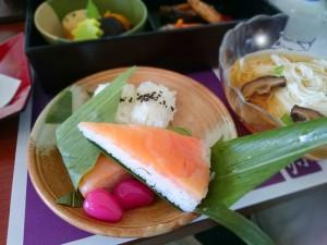 鱒のお寿司