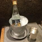 今年も、始まりました!『氷バケツ冷酒』!!
