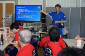 講師は品質管理の樽岡部長が直々に努めてくださいます!