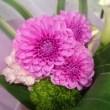 感謝の気持ちのお花です